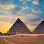 Piramide în Egipt