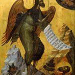 Icoana Sfântului Proroc Ioan Botezătorul, Înainte-mergătorul Domnului (7 ianuarie)