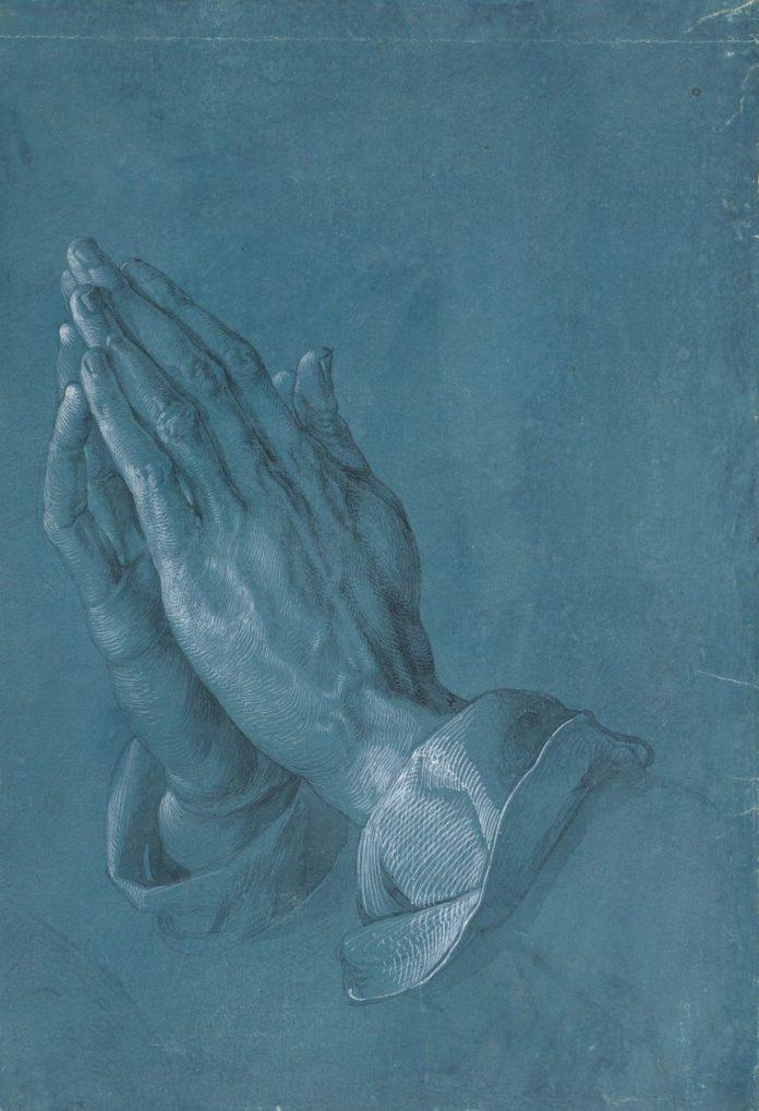 Mâinile rugătoare, un tablou al lui Dürer