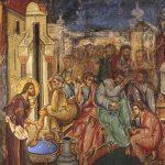 Smerenia Stăpânului: spălarea picioarelor ucenicilor