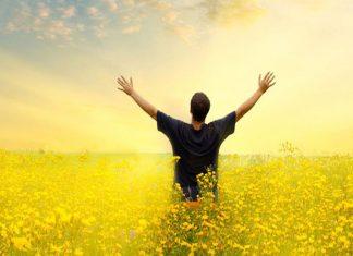 Tânăr, bucurie, optimism, gânduri, aproapele