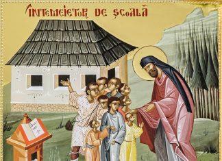 Sf. Ier. Iacob Putneanul, întemeietor de școală, Bucvar, Moldova, rural, Mănăstirea Putna