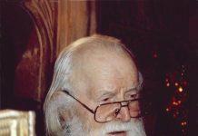Arhim. Sofian Boghiu, Mănăstirea Antim, Rugul Aprins