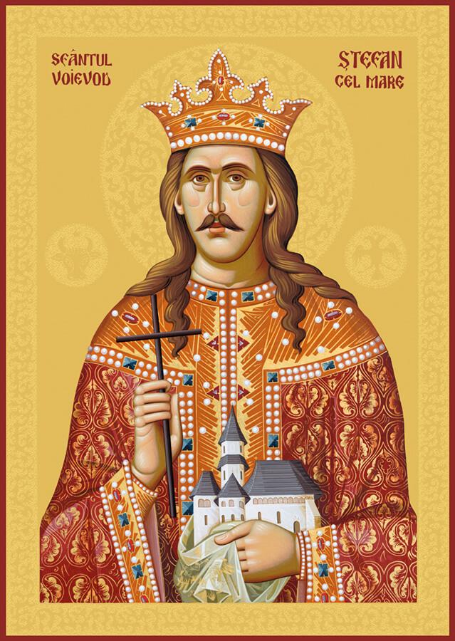 Sfântul Voievod Ștefan cel Mare, 2 iulie, Mănăstirea Putna, ctitor, biserici, mănăstiri, Bucovina, Moldova