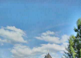 Paraclisul cu hramul Sf. Ștefan cel Mare de pe Dealul Sion (Mănăstirea Putna)