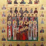 Icoana Sfinților Români, Duminica a II-a după Rusalii