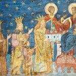 Tabloul votiv de la Mănăstirea Voroneț