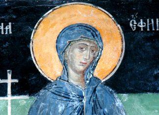 Sf. Eufimia, Calcedon, Sinodul IV Ecumenic