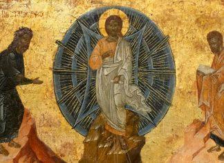 Schimbarea la Față a Domnului (6 august), Tabor, Metamorfosis
