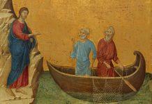 Pescuirea minunată, Duminica a XVIII-a după Rusalii