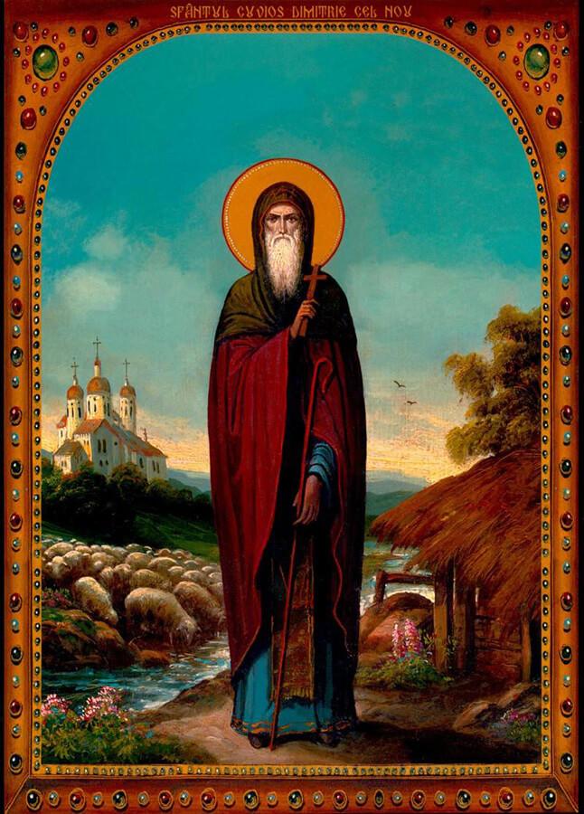 Sf. Cuv. Dimitrie Basarabov, cel Nou, Ocrotitorul Bucureștilor, 27 octombrie,sfinte moaște, pelerinaj