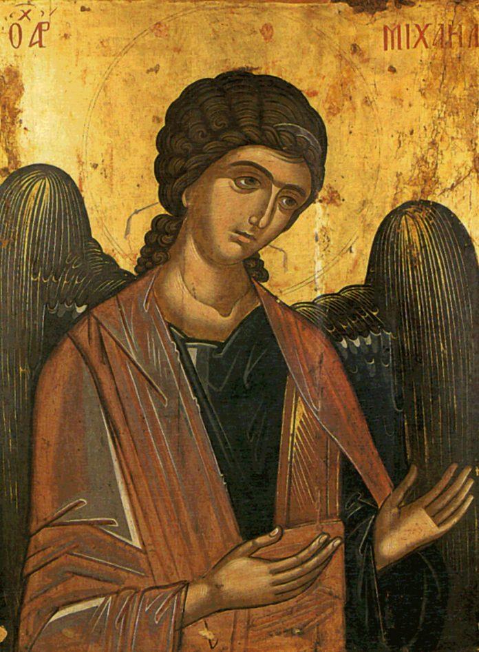 Sfântul Arhanghel Mihail, 8 noiembrie, soborul Sfinților Arhangheli Mihail și Gavriil și al tuturor puterilor cerești