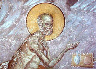 Sfântul și Dreptul Iov, bogăție, suferință, gunoi, avere,