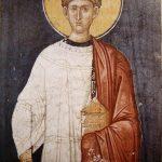 Sf. Arhid. Ștefan, mucenic, apostol