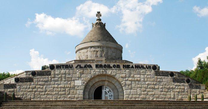 Mausoleul de la Mărășești, Primul Război Mondial, eroi, ostași