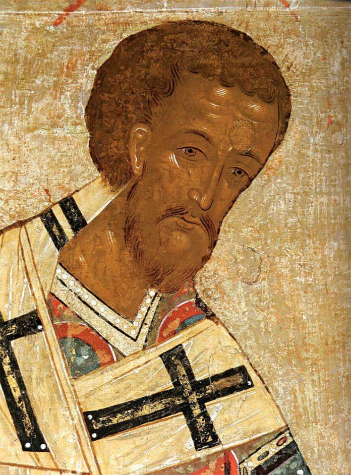 Sf. Ioan Gură de Aur, Hrisostom, Patriarhul Constantinopolului, dascălul pocăinței