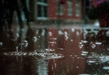 Ploaie,picături,oraș,furtună