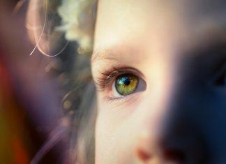 ochi,verde,copil