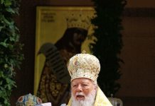 PF Teoctist la Putna, 2 iulie 2004