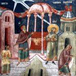 Duminica a XXXIII-a după Rusalii, a vameșului și a fariseului, Triod