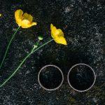 verighete,inele,nuntă,cununie,floare