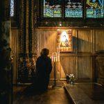 rugăciune, biserică, icoană, îngenunchere, metanie, închinare