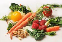 Postul și lucrarea lui, legume, vegetarian, fructe