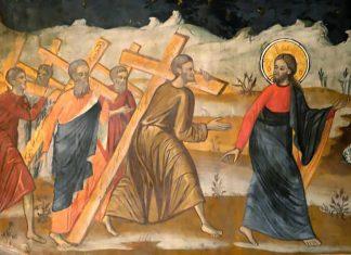 Luarea crucii și urmarea lui Hristos