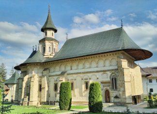 Mănăstirea Putna, Bucovina, biserică, Ștefan cel Mare