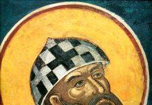 Sf. Chiril al Alexandriei, icoana, 9 iunie, episcop, teologie