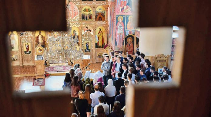 Ce anume vrea Dumnezeu de la noi?, biserică, slujbă,tineri, ITO, Iași