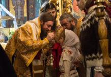 Împărtășirea cu Trupul și Sângele Domnului, PS Damaschin, Sfânta Liturghie