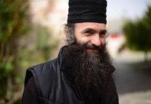 Monah Pimen Vlad, Sfântul Munte Athos, Schitul Lacu