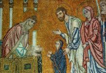 Intrarea în biserică a Maicii Domnului, templu