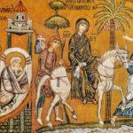 Fuga în Egipt, Duminica după Nașterea Domnului
