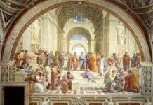 Școala din Atena (Rafael), filosofi, grecia antică