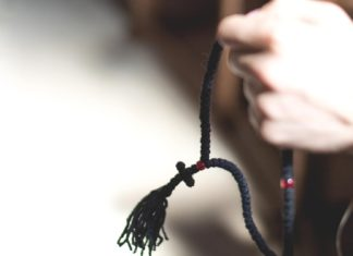 Metanie, rugăciune, credință, armă
