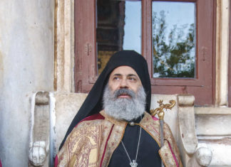 Mitropolitul Pavel de Alep, Siria, răpire