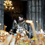 Părintele Daniil de la Mănăstirea Putna, parastas, Postul Mare