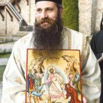 Hristos a înviat!, Mănăstirea Putna