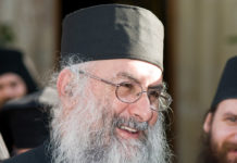 Arhim. Zaharia Zaharou, Mănăstirea Putna, 2011