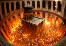 Sfântul Mormânt de Paști