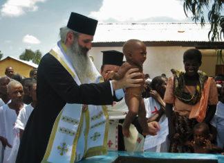 IPS Teofan, Mitropolitul Moldovei, botez, Africa, misiune ortodoxă