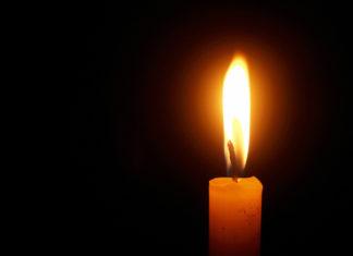 lumânare, lumină, întuneric