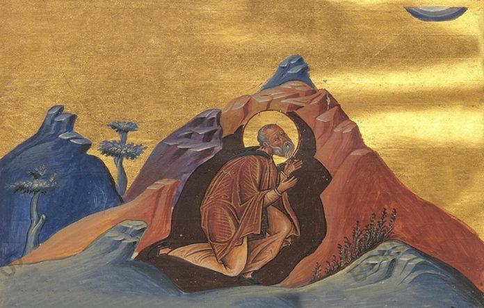 Sf. Pavel cel Smerit