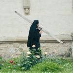 Toaca, Mănăstirea Putna, monahi, călugări, rugăciune