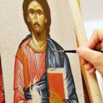 Mântuitorul Iisus Hristos, icoană, pictură, pictori, chipul Domnului Iisus Hristos