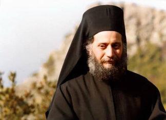 Arhimandrit Emilianos Simonopetritul